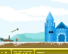 Игра Разрушение крепости онлайн