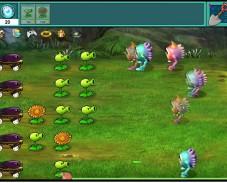 Игра Растения против пришельцев онлайн