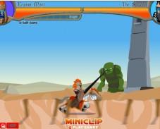 Игра Рыцарь против рыцаря 2 онлайн
