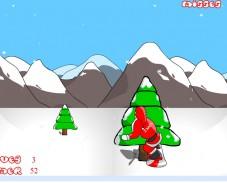 Игра Санта онлайн