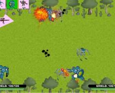 Игра Стратегия войны робота онлайн