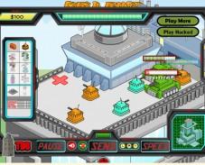 Игра Стратегия защиты башни онлайн