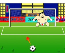 Игра Сумо футбол онлайн