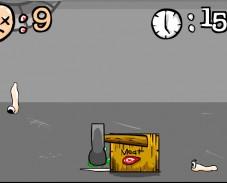 Игра Убийца Червяков онлайн