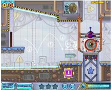 Игра Улитка Боб 4 — космос онлайн