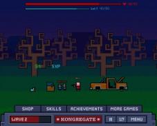 Игра Чувак и зомби онлайн