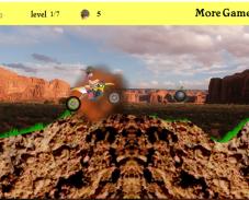 Игра Бакуган Вперед на мотоцикле онлайн