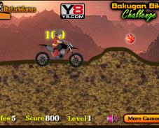 Игра Бакуган Дэн мотогонщик онлайн