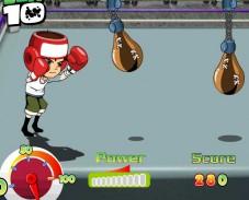Игра Бен 10 Я люблю Бокс онлайн