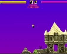 Игра Битва Стенка на стенку онлайн
