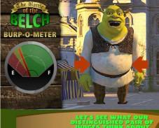 Игра Битва Шрека онлайн
