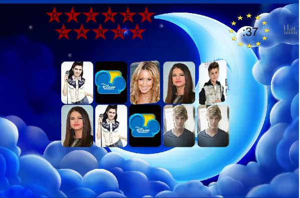 Игра Все звезды Диснея онлайн