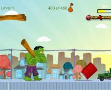 Игра Гнев Халка онлайн