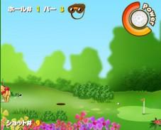 Игра Гольф с Винни Пухом и его друзьями онлайн