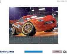 Игра Диснеевские автомобили онлайн