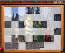 Игра Добрый шрек онлайн