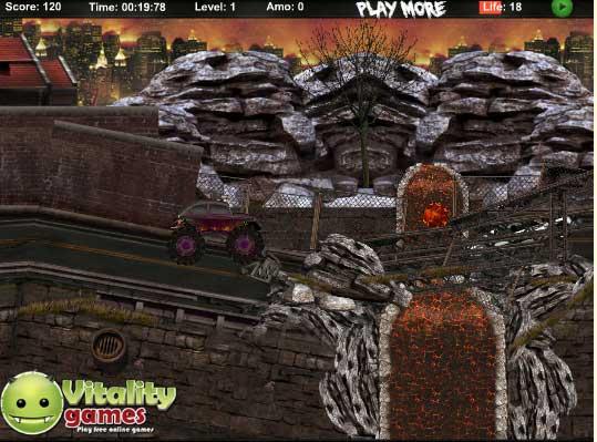 Игра Дорога во время апокалипсиса онлайн