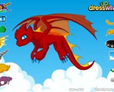 Игра Дракончик Трай онлайн