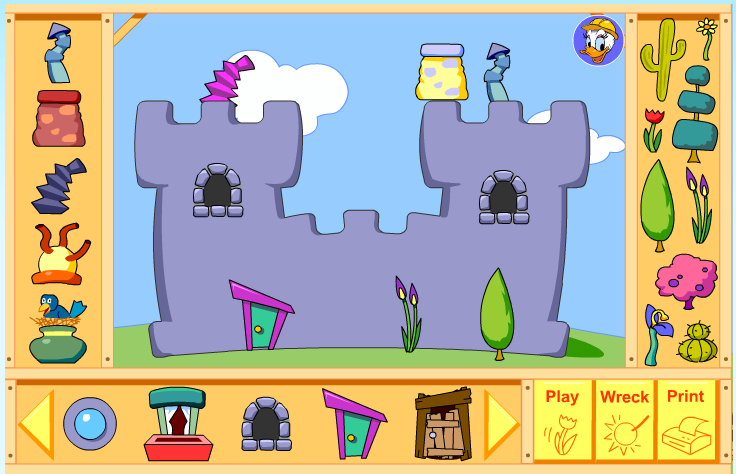 Игра Дэзи Строительство онлайн