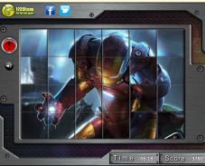 Игра Железный человек 3 онлайн