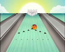 Игра Злые Птицы Боулинг онлайн