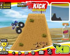 Игра Кик Бутовски пригородный сорвиголова онлайн