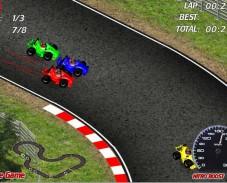 Игра Крошечная Формула 1 онлайн
