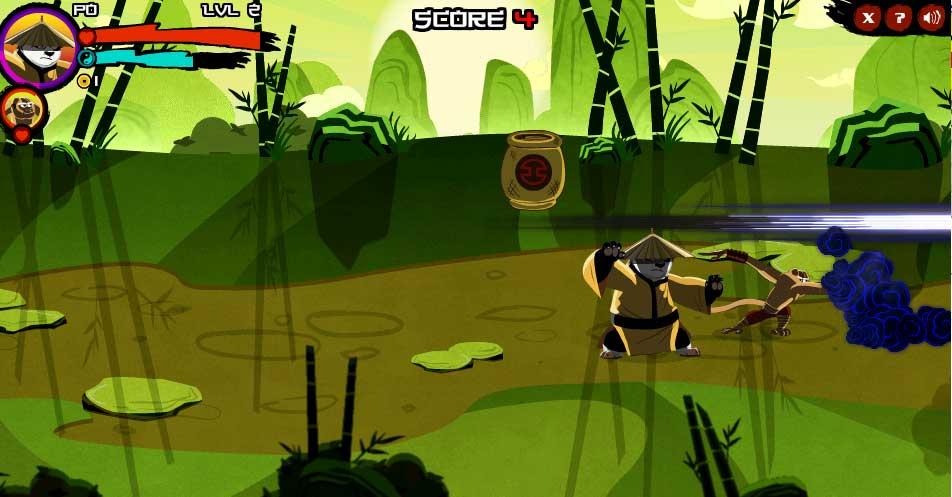 Игра Кунг Фу Панда: Финальный бой онлайн