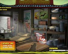 Игра Кунг Фу Панда в посудной лавке онлайн