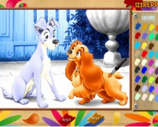 Игра Леди и Бродяга онлайн