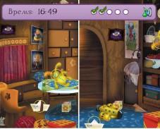 Игра Лунтик: 5 предметов онлайн