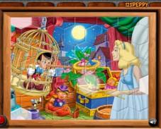 Игра Любопытный Пиноккио онлайн