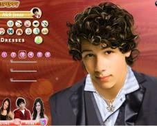 Игра Макияж звезд Диснея онлайн