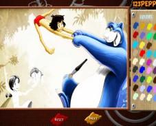 Игра Маугли и Балу онлайн
