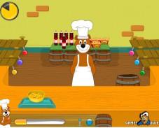Игра Медведь повар онлайн
