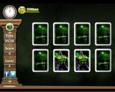 Игра Мемори-матч с Халком онлайн