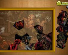 Игра Мозаика железного человека онлайн