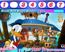 Игра Морское приключение Дональда Дака онлайн
