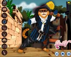 Игра Наряд для кота в сапогах онлайн