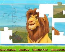 Игра Небесный Король Лев онлайн
