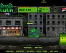 Игра Невероятный Халк онлайн