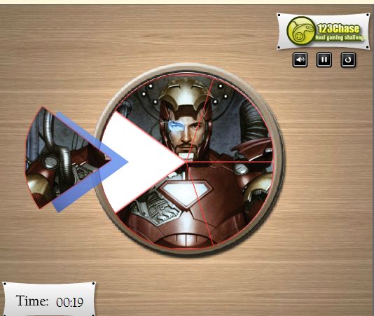 Игра Несокрушимый Железный Человек онлайн
