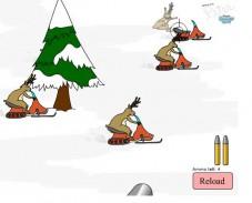 Игра Охота с Питером онлайн