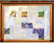 Игра Питер Пен у водопада онлайн