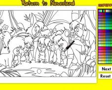 Игра Питер Пен онлайн