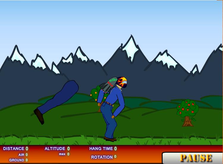Игра Пни друга 2 онлайн