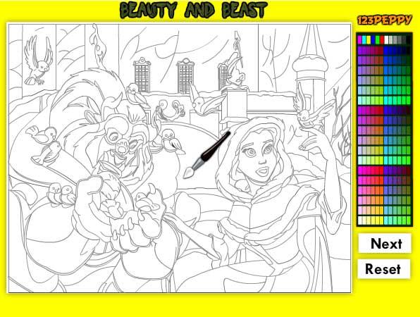 Игра Прекрасная принцесса онлайн