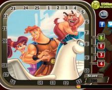 Игра Приключение с Геркулесом онлайн