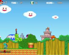 Игра Приключения Марио онлайн