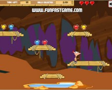 Игра Приключения Финиса и Ферба онлайн